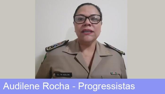 Coronel Audilene Rocha
