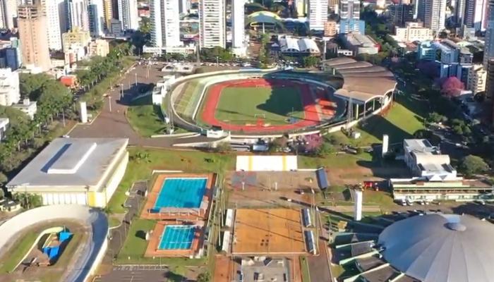 vila olímpica maringá